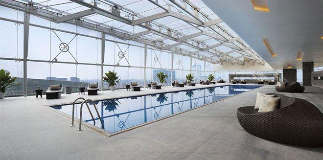Top 5 Khách Sạn Có Bể Bơi Sang Chảnh Tại Hà Nội 1