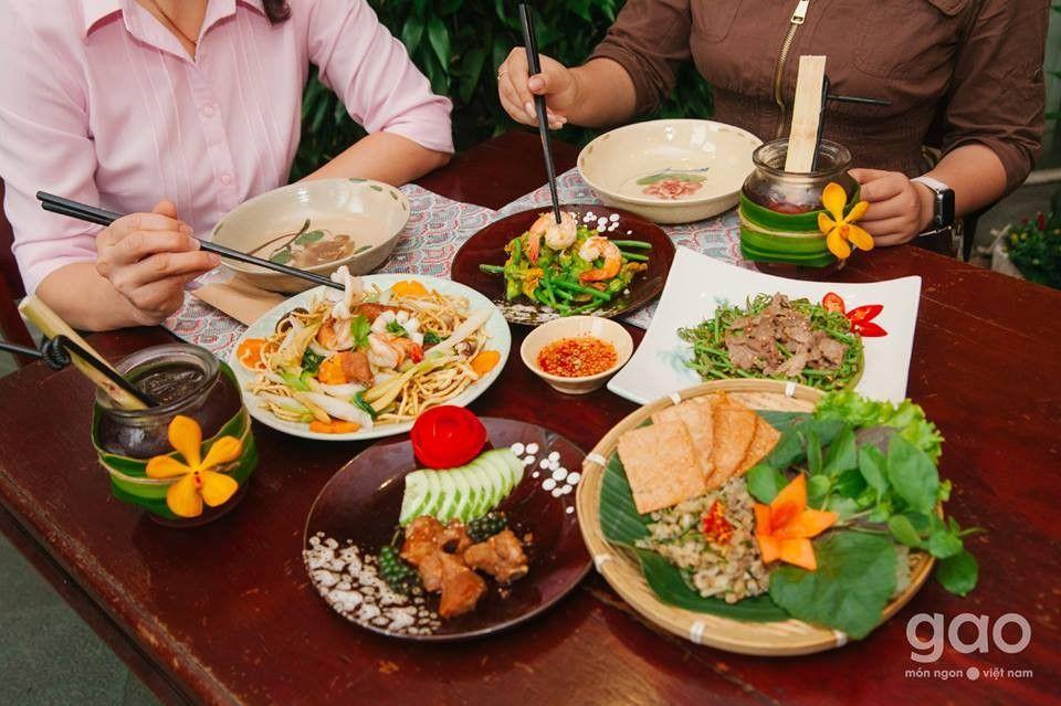 Top 4 Nhà Hàng Vừa Ngon Vừa Có Không Gian Xanh Ở Sài Gòn Khiến Thực Khách Đổ Gục Ngay Từ Cái Nhìn Đầu Tiên 5