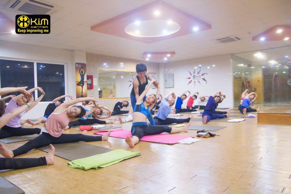 51 địa điểm học Yoga khắp các quận, huyện thành phố Hồ Chí Minh
