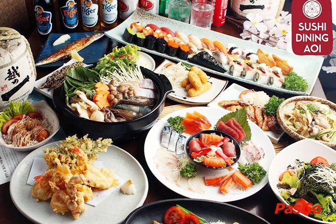 Top 05 Nhà Hàng Sushi Nhật Bản Đúng Chuẩn Tại Sài Gòn 8