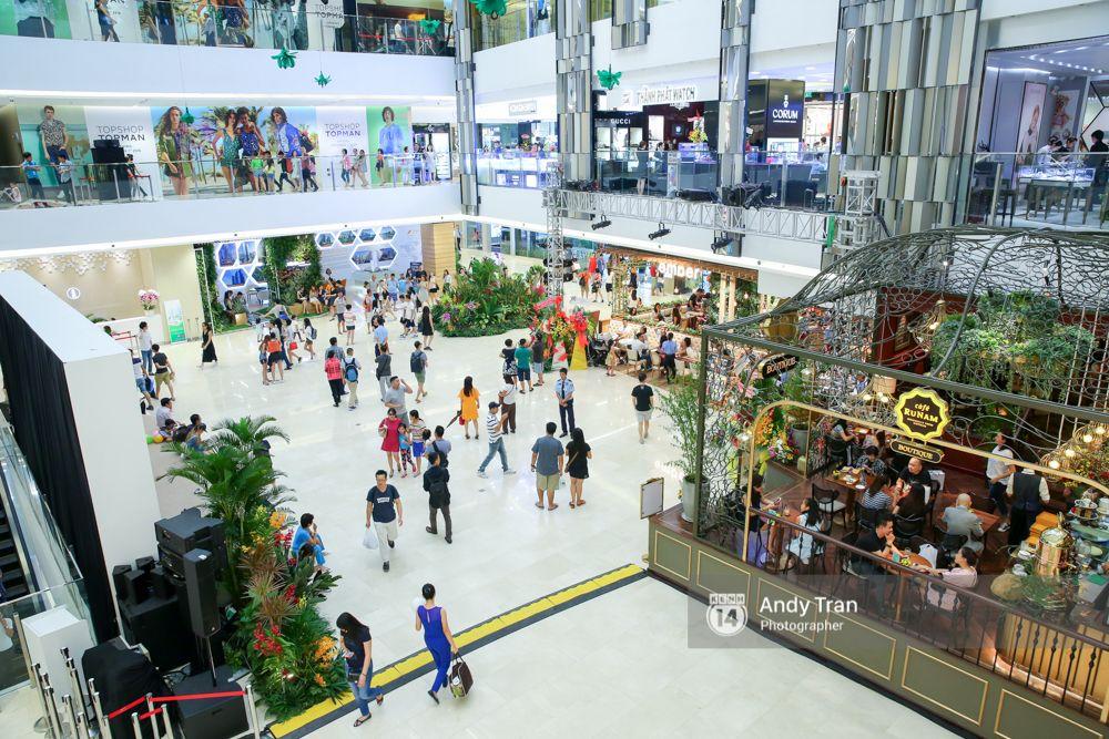 Trung tâm thương mại lớn tại tphcm