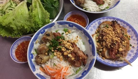 Top 07 Tiệm Bún Thịt Nướng Ngon Tại Hồ Chí Minh 9