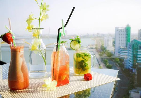 Top 5 Quán Cafe Bar Sân Thượng Có View Đẹp Nhất Đà Nẵng 6