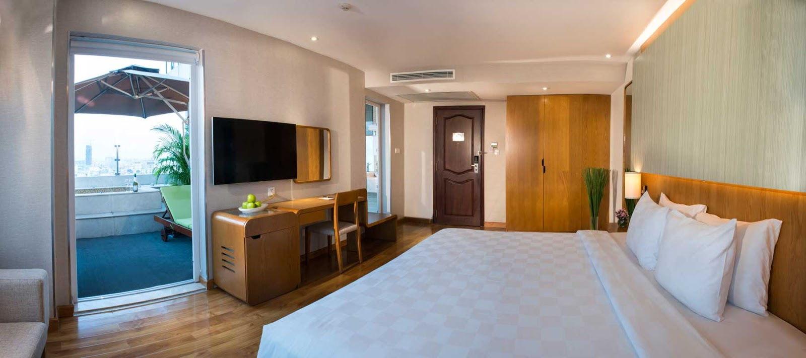 Top 5 Khách Sạn 4 Sao Sang Chảnh Tại TP HCM 7