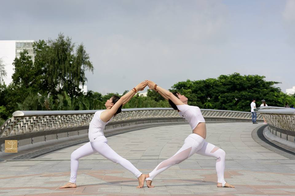 Danh sách phòng tập Yoga ở TP.HCM chia theo từng quận