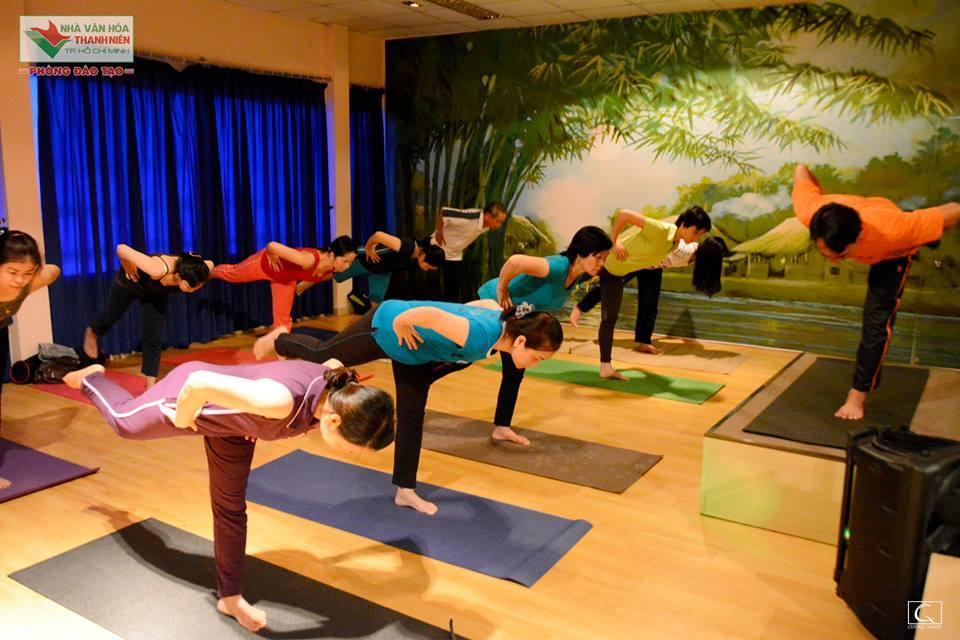 Tổng Hợp Địa Chỉ Học Yoga Lí Tưởng Tại Tp.HCM