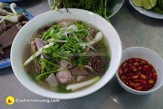 Top 06 Quán Bánh Hỏi Cháo Lòng Bình Định Tại Sài Gòn 9