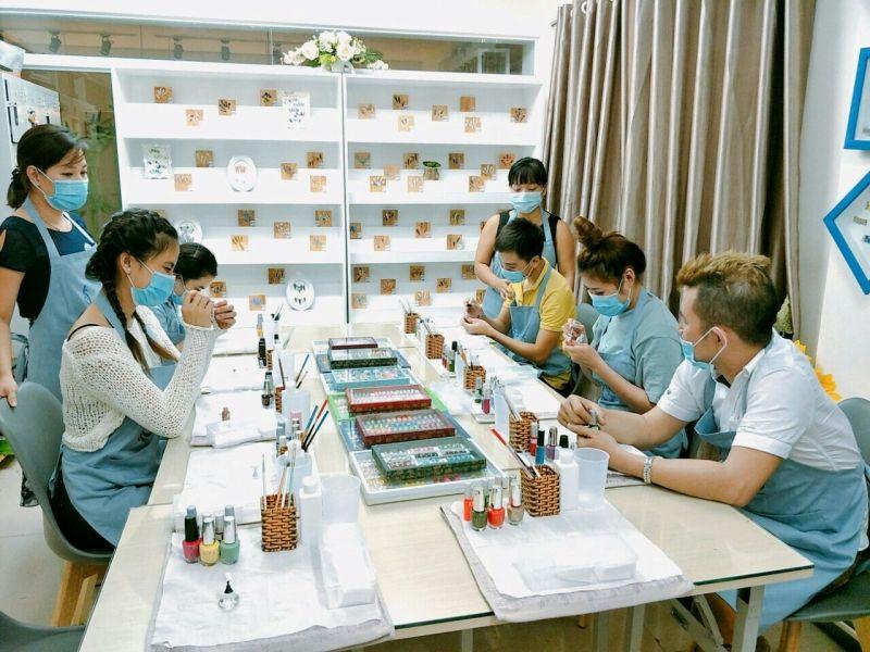 Top 5 Địa Chỉ Đào Tạo Chăm Sóc Nails Chất Lượng Tại Hồ Chí Minh 8