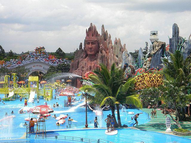 Top 5 Địa Điểm Vui Chơi Giải Trí Cho Ngày Hè Oi Bức Ngay Tại Tp. Hồ Chí Minh 1