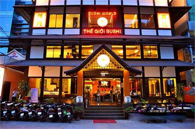 Top 05 Nhà Hàng Sushi Nhật Bản Đúng Chuẩn Tại Sài Gòn 3