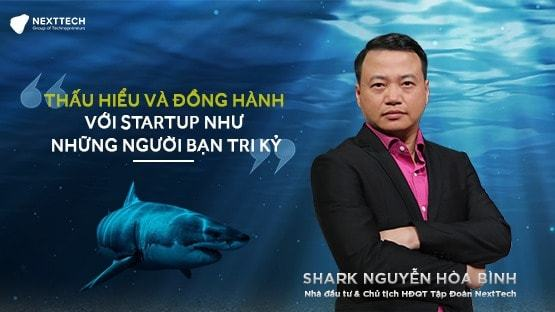 Tiểu sử shark Bình
