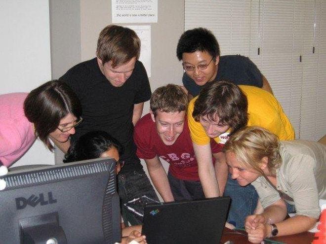 Tiểu sử Mark Zuckerberg