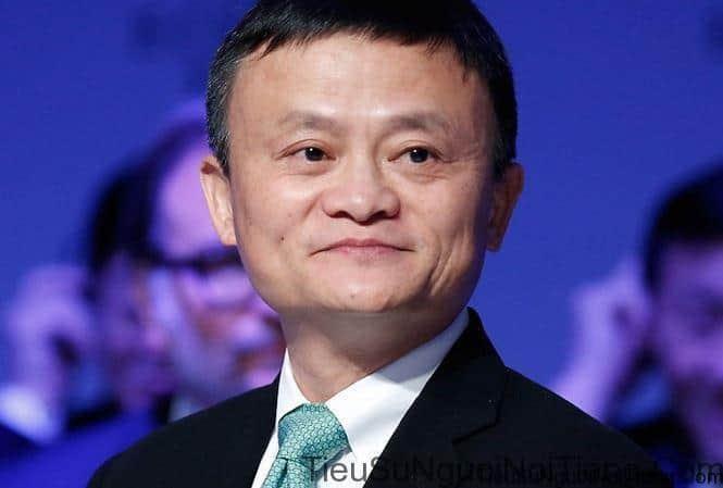 tieu su Jack Ma