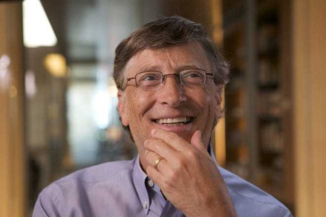 Tiểu sử Bill Gates