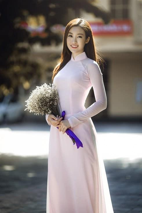 Tiểu sử hoa hậu Đỗ Mỹ Linh