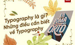 Có nên lựa chọn vẽ typography bằng tay không