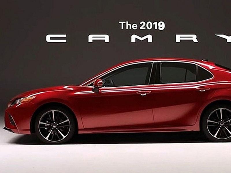 Đánh giá Toyota Camry 2019: Xe có các công nghệ mới đặc biệt nào?