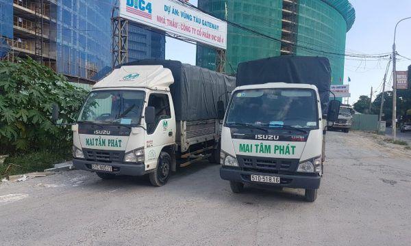 Mai Tâm Phát - Dịch vụ vận chuyển hàng đầu Việt Nam