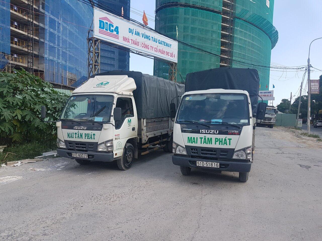 Lý do nên chọn chành xe đi Quảng Ngãi của Mai Tâm Phát