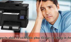 Cách khắc phục lỗi ở máy in nhiệt