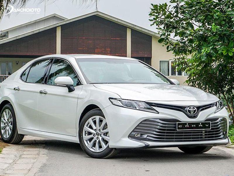 Toyota Camry 2019 được đánh giá cao về nhiều mặt