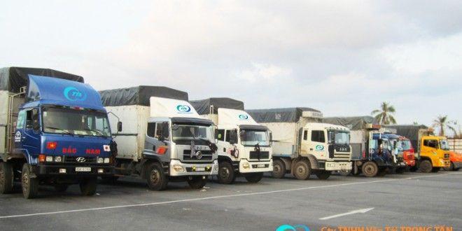 Công ty TNHH Dịch vụ - Vận tải Trọng Tấn