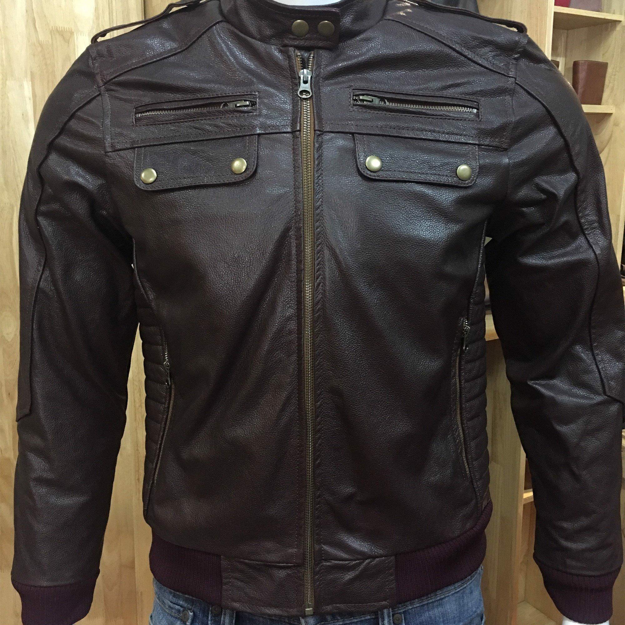 Leathermen - Địa chỉ may áo khoác da uy tín trên toàn quốc